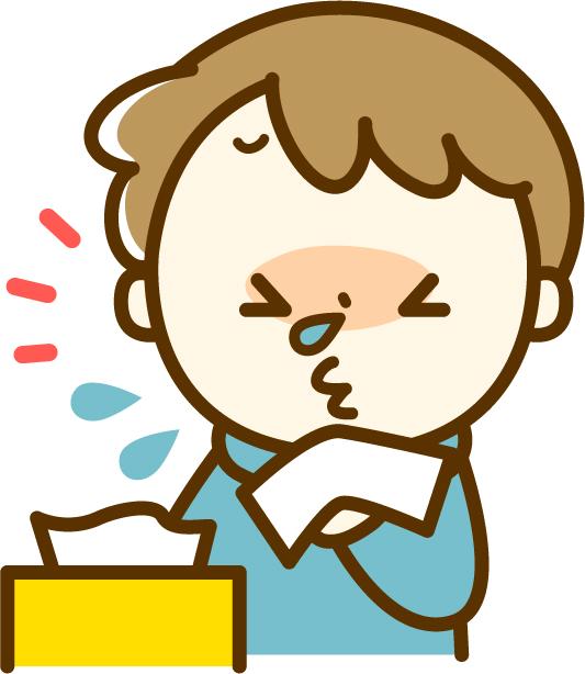 子供の鼻水が治らない!よく効く対処法3つ