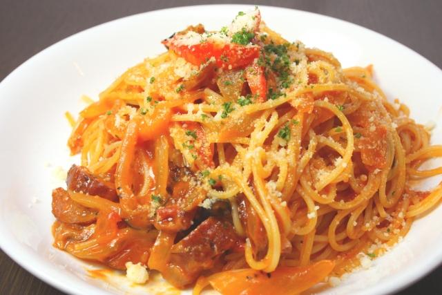 美味しいナポリタンスパゲッティの作り方【子供向けレシピ】