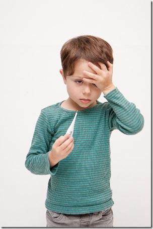 発熱の原因