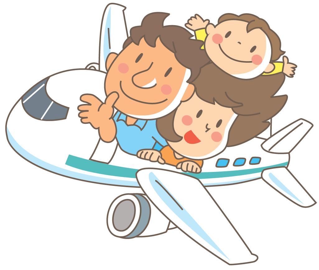 子連れ飛行機の対策は?持ち物や座席はどうしたらいい?
