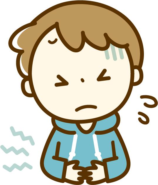 お腹の風邪の原因と症状!子供が下痢や嘔吐した時の対処法