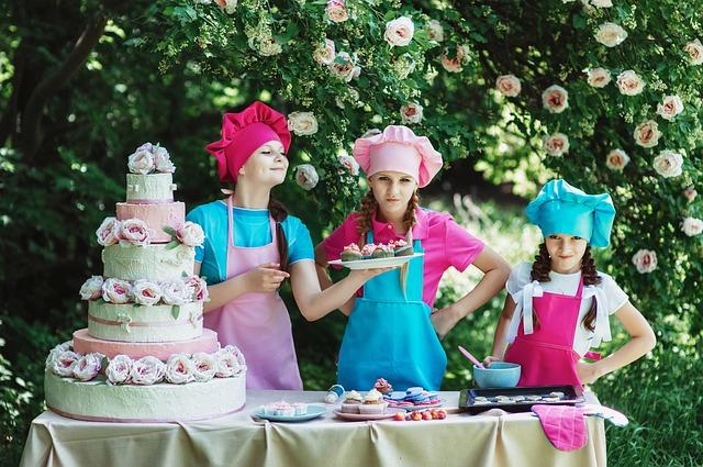 3Dケーキの作り方!子供が喜ぶこと間違いなしの立体ケーキ
